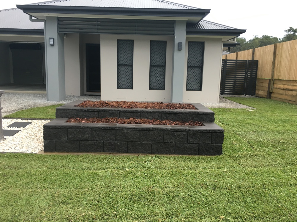 concrete retaining wall brisbane