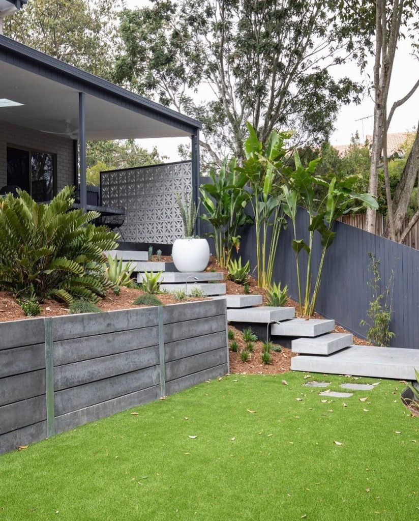 Retaining Walls in Ipswich