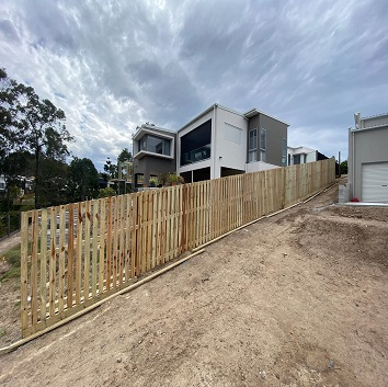 Brisbane Southside Timber Fences